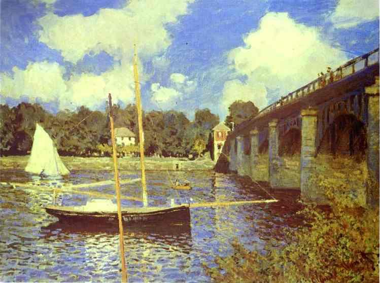 The Road Bridge at Argenteuil