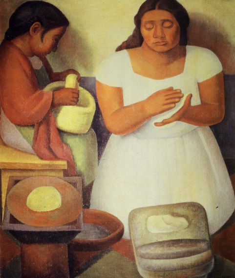The Tortilla Maker
