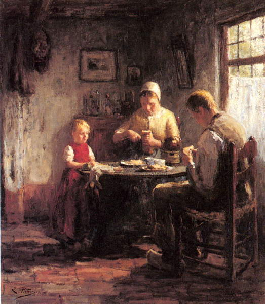 The Afternoon Meal