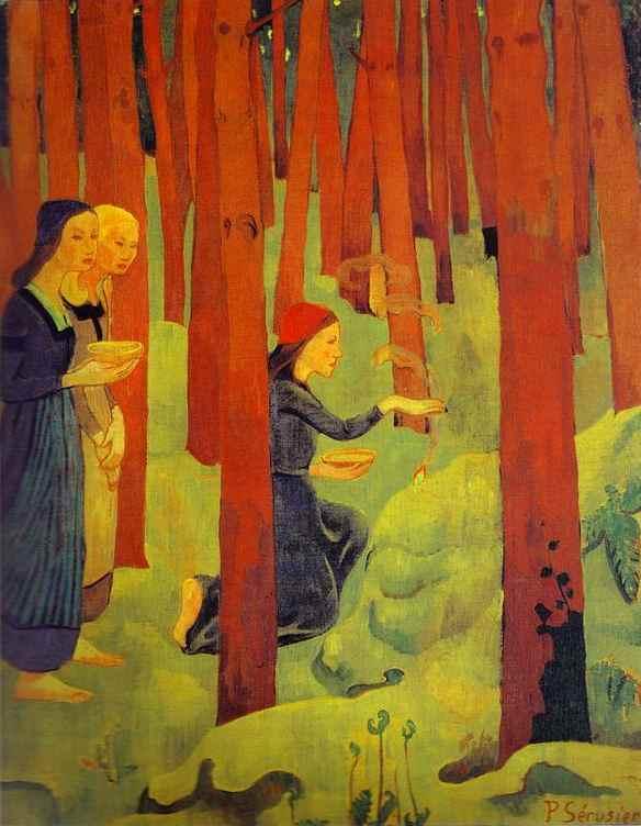 Incantation or The Secret Forest