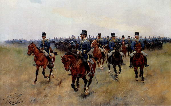 Mounted Cavalry
