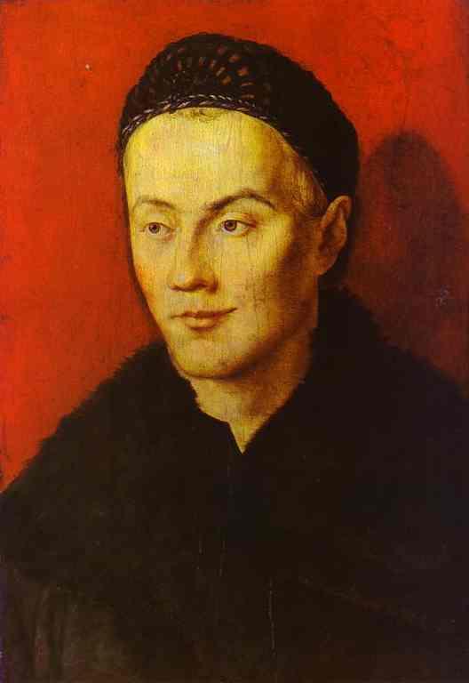 Portrait of a Man (a)