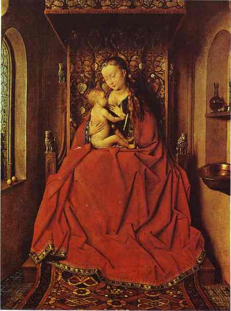 The Lucca Madonna
