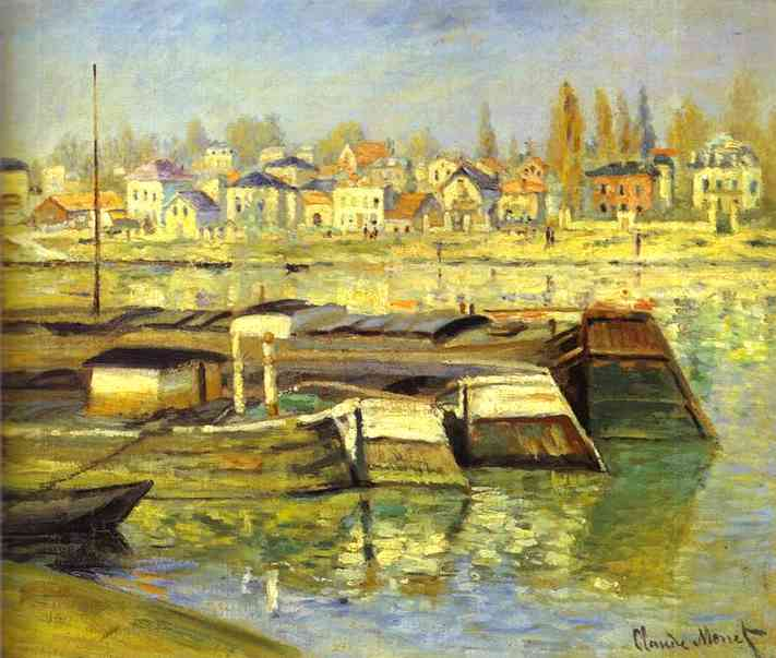 The Seine at Asniers