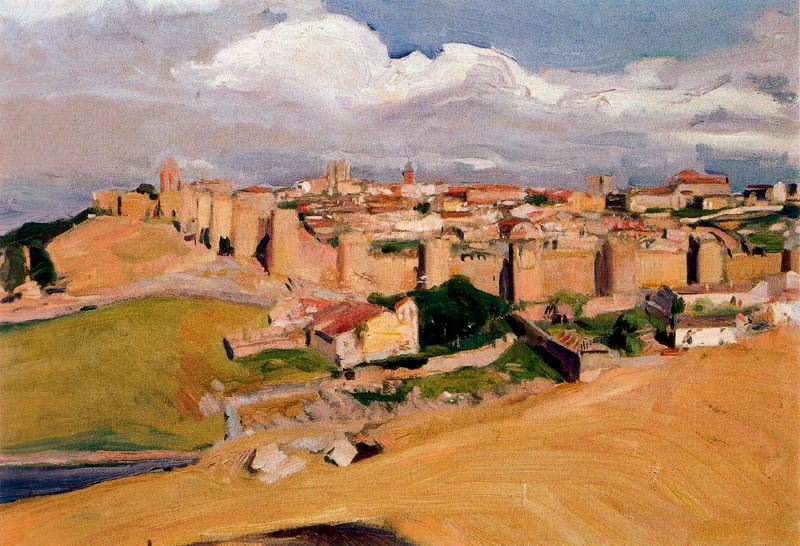 View of Avila