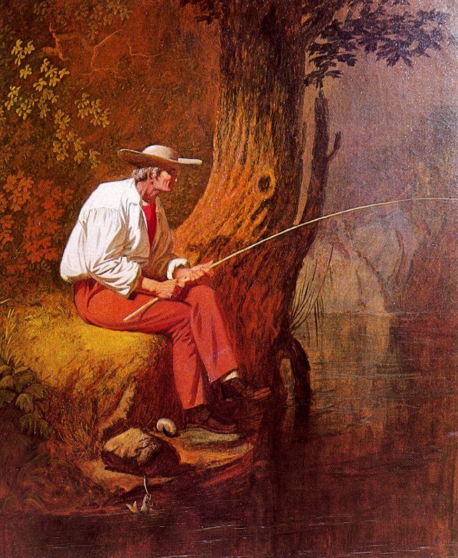 Mississippi Fisherman