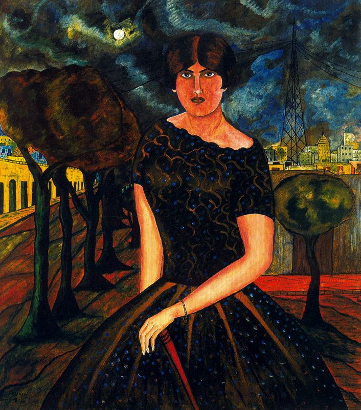 Portrait of Esperanza Crespo