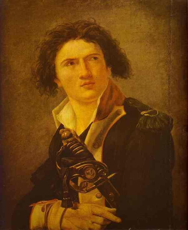 Portrait of Lazre Hoche