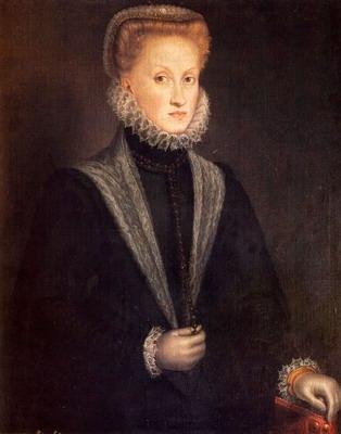 Anne Of Austria Queen Of Spain