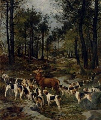 The Deer Hunt