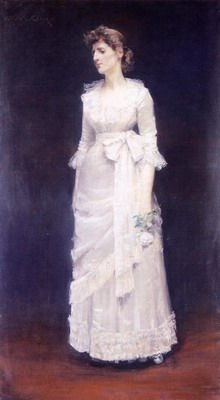 The White Rose, Miss Jessup