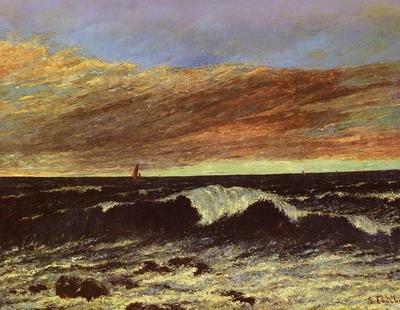 La Vague, the wave