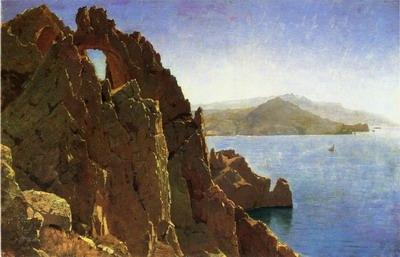 Nataural Arch Capri