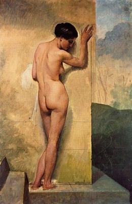 Nudo di donna stante, Nude Standing Woman