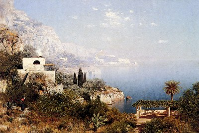 Off The Amalfi Coast