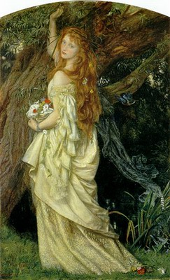 Ophelia ,And will he not come again