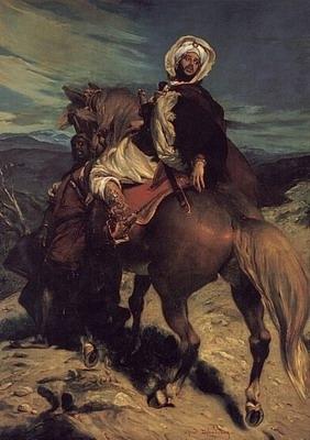 The Farewell of King Boabdil at Granada