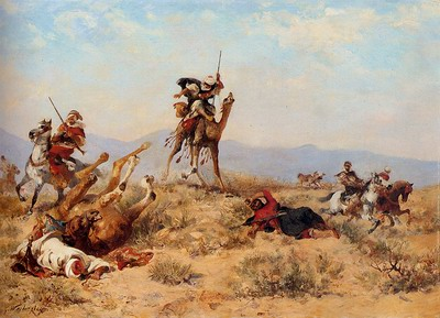 The Skirmish
