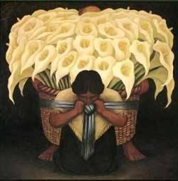 Venedora De Flores