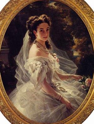 Pauline Sandor, Princess Metternich