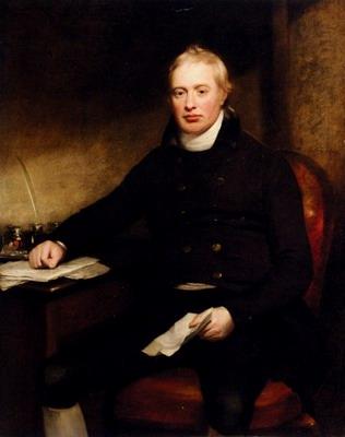 Portrait Of Sir Everard Home