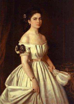 Portrait of E. Vasilchikova