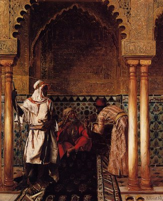 An Arab Sage