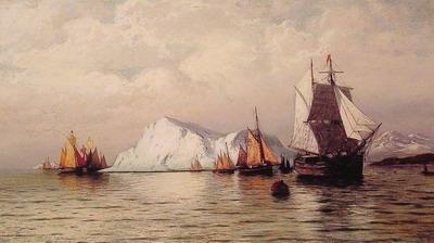 Artic Caravan
