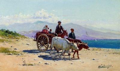 Caucasian Travellers