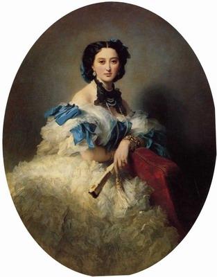 Countess Varvara Alekseyevna Musina Pushkina