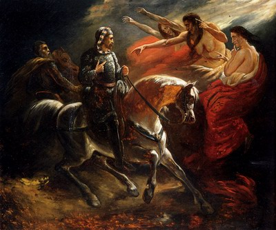 Macbeth Et Les Sorcieres