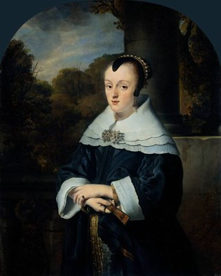 Maria Rey,Wife of Roelof Meulenaer