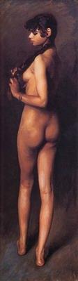 Nude Egyptian Girl