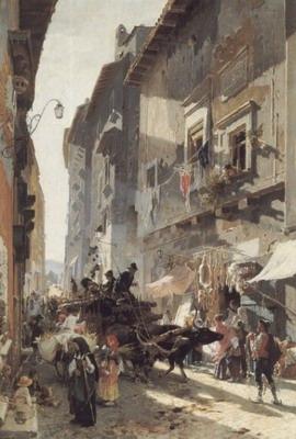 Rue du Marche