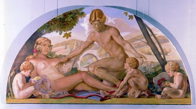 Venus And Adonis United By Love
