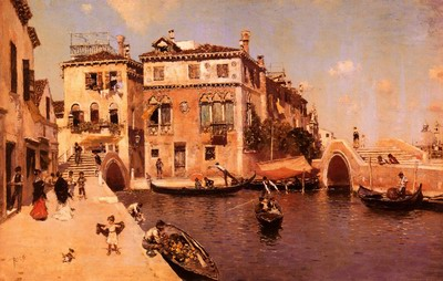A Venetian Afternoon
