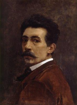 Autorretrato self portrait