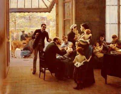 Hommage A Louis Pasteur