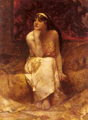 Queen Herodiade