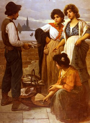 The Fish Seller