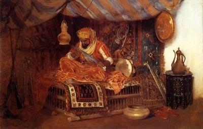 The Moorish Warrior
