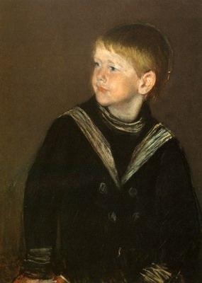 The Sailor Boy, Gardner Cassatt