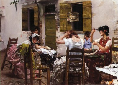 Venetian Bead Stringers