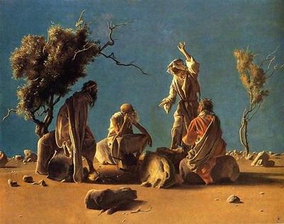 Anacoreti nel Deserto