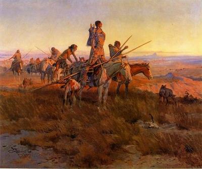 In the Wake of the Buffalo Hunters