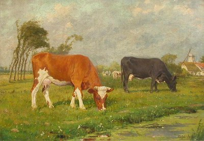 Lost Masterpiece, Holland Cattle