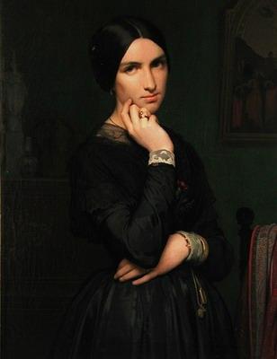 Madame Hippolyte Flandrin