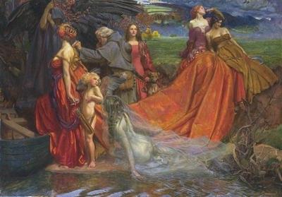 Now is Pilgrim Fair Autumns Charge