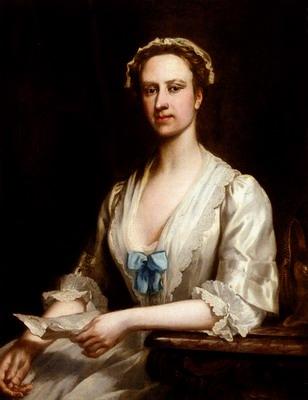 Portrait Of Lavinia Fenton, Later Duchess Of Bolton