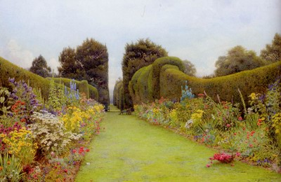 The Garden At Holme Lacey